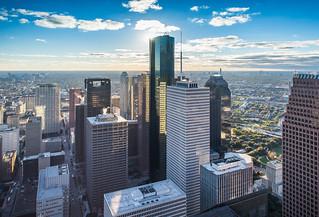 Houston Skyline*