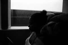 Into the train (benoitgouel) Tags: contrast canon baltic prison jail states lowkey fp4 tallin blanckandwhite fp4plus ftql