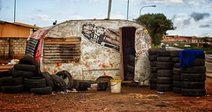 South Africa - Sud Africa (riccardo_hoenner) Tags: color southafrica colori gomme sudafrica roulet