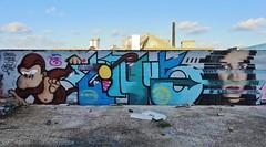 Cee Pil / Dok Noord - 25 mar 2016 (Ferdinand 'Ferre' Feys) Tags: streetart graffiti belgium belgique belgië urbanart graff ghent gent gand graffitiart arteurbano artdelarue urbanarte ceepil