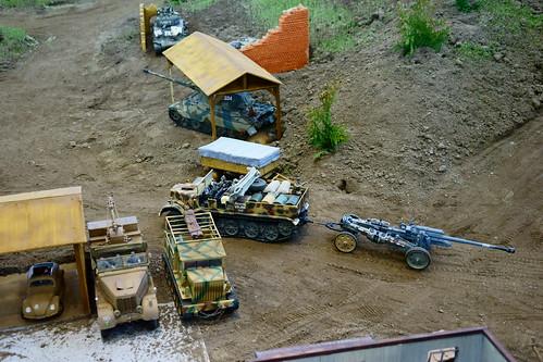 Militärfahrzeuge