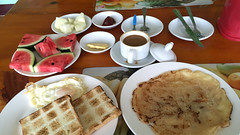 Breakfast at Railroad Hotel, Kalaw (Michael Chow (HK)) Tags: burma myanmar kalaw