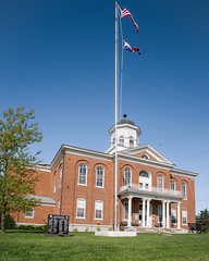 Lincoln County CH (Mglf) Tags: architecture us unitedstates troy missouri courthouse lincolncounty