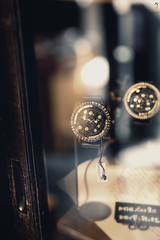 the doctor's watch (MJphotograhpy) Tags: old reflection clock japan shop kyoto handmade antique space watch culture handcrafted wristwatch universe dated dedegumo