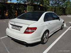 2008' Mercedes C350