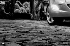 Parking (Kindallas) Tags: park brazil car stone alley do parking batman paulo são beco