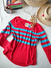 Hollister. COBL0034 (Vida Portal) Tags: tejido sweter suéter