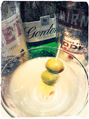 Martini (idunn_it) Tags: martini olives dirtymartini lillet gordonsgin smirnoffvodka adirty007 dirty007