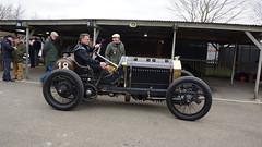 Lorraine De Dietrich 130HP 1909, Selwyn Francis Edge Trophy, 74th Members' Meeting (16) (f1jherbert) Tags: sony meeting motor alpha circuit goodwood 65 members 74th a65