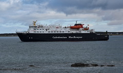 MV Clansman in Gott Bay Tiree (Russardo) Tags: ferry scotland mac cal calmac mv caledonian macbrayne clansman