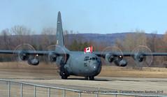 130307-CFC-C130E_MG_9461 (CdnAvSpotter) Tags: ottawa flight final lockheed hercules sar rcaf c130e cyro rockcliffe casm 130307 canforce