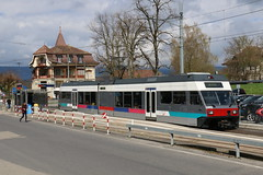 2016-04-06, ASm, Ins (Fototak) Tags: train switzerland railway treno bti 509 gtw asm stadler schmalspurbahn