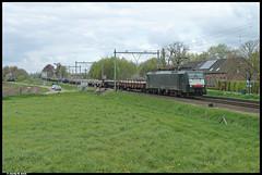 Ulfterhoek 23-4-2016 | LC 189 097 + Alublokken. (Jordy5834) Tags: lc aluminium locon goederentrein horstsevenum 189097 ulfterhoek