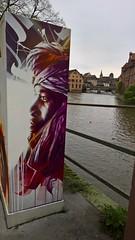 Strasbourg 2016 by Dan23 (Denis Bocquet) Tags: street art dan strasbourg ill 23 touareg tuareg