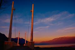Ponte sul lago (giannipiras555) Tags: montagne lago nuvole ponte neve