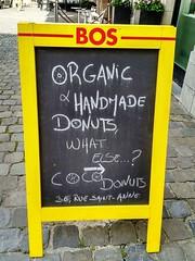 C O C O Donuts (Erasmusenflandes) Tags: brussels sainteanne donuts bruselas dulces gastronoma speculoos cocodonuts donutsdecolores donutscaseros erasmusgante donutera donutsorgnicos dulcesbelgas donutshechosamano ingredienteslocales donutsnicos
