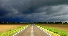 s1x (gzammarchi) Tags: strada italia nuvola natura explore campagna paesaggio sanmarco ravenna pianura