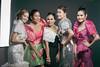 pinays in filipiniana costume (akachoke) Tags: light colors smile canon studio singapore warm philippines group smiles happiness pinay filipina miss filipinas filipiniana strobe pinays