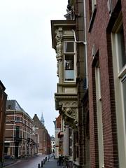 Kampen 2016  Bay window (Michiel2005) Tags: netherlands nederland kampen overijssel overijsel erker baywindow