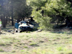 20160424 Car Accident on Rt 17 South of Flagstaff (lasertrimman) Tags: car accident south flagstaff 17 rt caraccident rt17 southofflagstaff 20160424