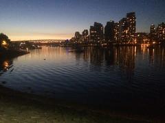 IMG_1302 (Sweet One) Tags: sunset canada vancouver bc britishcolumbia falsecreek