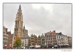 Amberes ( Marco Antonio Soler ) Tags: clouds nikon europa europe belgium belgique eu iso nubes 16 jpg belgica hdr amberes 2016 d80