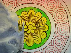 DSC09487 (scott_waterman) Tags: detail ink watercolor painting paper lotus gouache lotusflower scottwaterman