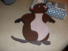 CRAFTS            420 (anniesquirt) Tags: pooh