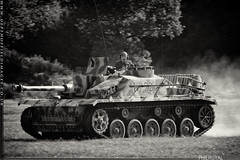 Helga in Action (zoomerphil) Tags: speed fight gun tank wwii attack fast battle german soldiers tankdestroyer