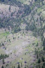 Juniper Piles Grant Flyover, April 26, 2016 (NRCS_Oregon) Tags: county mountains oregon creek john fire landscapes day baker natural grant conservation windy canyon ridge service eastern juniper resources usda cornet rangeland nrcs