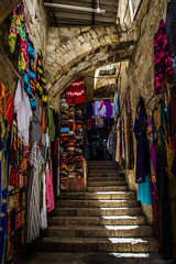 Old City (mrkid37) Tags: street old city israel alley jerusalem