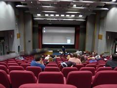 Arthur & Paula Lucas Lecture Theatre (moley75) Tags: london strand university kingscollegelondon arthurpaulalucaslecturetheatre britishsilentfilmsymposium