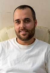 Ro'i (Poupetta) Tags: telaviv baker roi