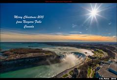 Merry Christmas 2015 to the Flick Community (episa) Tags: ontario canada niagarafalls aerialview merrychristmas hdr skylontower voigtlandersuperheliar15mmf45 sonya7rii december242015