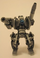 IMG_4431 (「Ray the Fox」) Tags: lego system mech moc miniscale