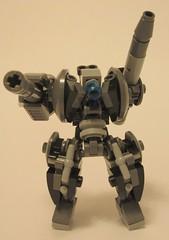IMG_4431 (Ray G. Fox) Tags: lego system mech moc miniscale
