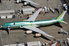 Untitled Korean747-8I (Mark Harris photography) Tags: plane canon aircraft korean boeing 747 spotting kpae