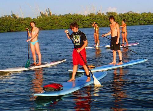 12_28_15 paddleboard tour Lido Key Sarasota FL   19