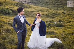 Vibrant colors 12/29... (WillyYang) Tags: wedding portrait canon 50mm model taiwan taipei  prewedding weddingphoto weddingphotography 50mmf12 50l canon6d  canon50mml