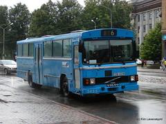 1981' Volvo B10M-60 Sffle (Kim-B10M) Tags: volvo liepaja sffle 5655 b10m