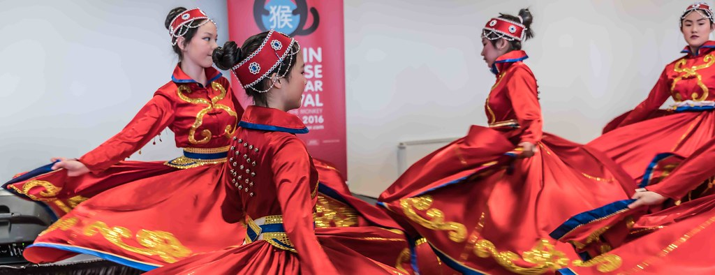 CHINESE COMMUNITY IN DUBLIN CELEBRATING THE LUNAR NEW YEAR 2016 [YEAR OF THE MONKEY]-111605