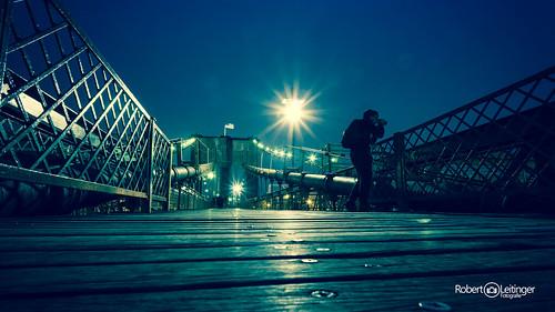 Night @ Brooklyn Bridge