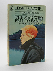 The Man Who Fell To Earth (The Moog Image Dump) Tags: walter white man david book bowie who earth duke books paperback cover novel to pan thin ltd fell 1976 tevis the