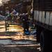Dusk At Tondo Garbage Dump, Manila Philippines