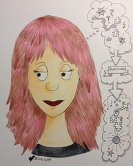 Sketchnotes erklren die Welt (loulila71) Tags: art ink comic drawings marker copic welt sketchnotes todaysdoodle