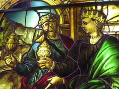 """Adoration des Rois Mages"", 1544-1550, Arnao de Vergara (1500-1550?), muse de Sainte-Croix, rue Cervantes, Tolde, Castille-La Manche, Espagne. (byb64) Tags: city museum town spain europa europe eu ciudad stainedglass muse unescoworldheritagesite unesco espana toledo vitrail stadt glasmalerei museo 16th altstadt espagne 15th renaissance 1500 vidriera ville spanien spagna balthazar citta ue magi vitral gaspard vetrata reyesmagos rinascimento hpital castillalamancha renacimiento vieilleville melchior roismages museodesantacruz tolde cascohistorico heiligedreiknige xve xvie adorazionedeimagi castillelamanche biblicalmagi"