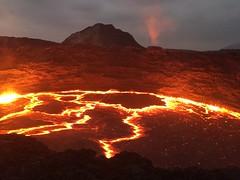 Erta Ale (nomadphoto) Tags: lake volcano lava active