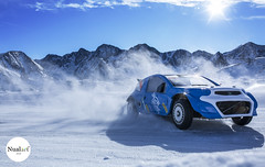 Gseries (Nualarttv) Tags: winter white snow france mountains cold car wheel race racecar amazing rally engine andorra bluecar gseries rallyrace