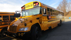 Mineral County Schools 8-17 (Etienne Luu) Tags: county blue bird student corporation american transportation mineral schools 817 monark