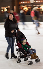 Ice Skating (acyee) Tags: ice bokeh iceskating skating acyee